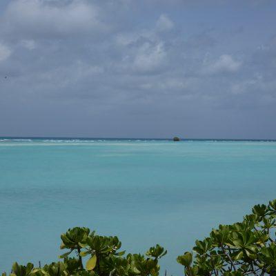 Oranjestad bij jachthaven