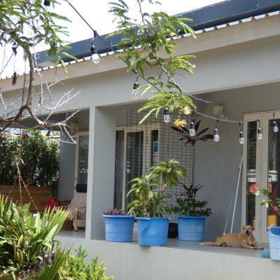 Porch appartement 7 en 8