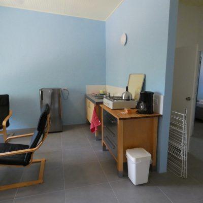 living - keuken appartement 3